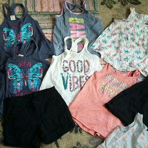 Girls tops 6 shirts